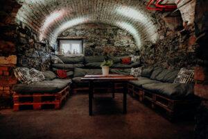 s'Loch Mauren Vereinslokal Lounge