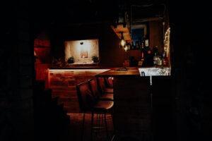 s'Loch Mauren Vereinslokal Bar / Theke