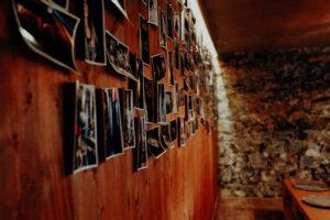 s'Loch Mauren Vereinslokal Fotowand