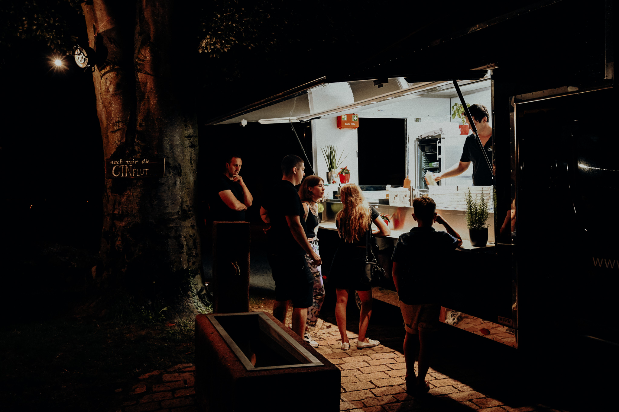 s'Loch Gin-Fest - Che Lui Streetfood