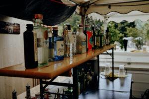 s'Loch Gin-Fest - Ginflaschen