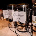 s'Loch Glüahwii und Charity - Glühwein und Glühbier