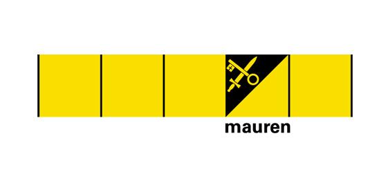 Gemeinde Mauren Logo